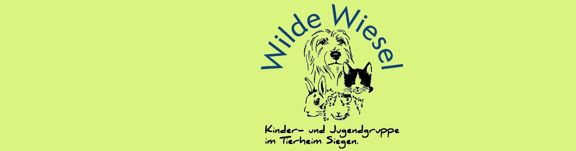 Wilde Wiesel