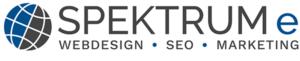 Spektrum E Webdesign Siegen Logo